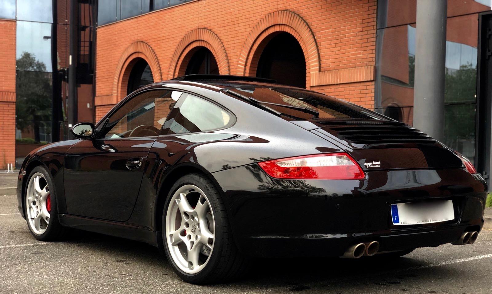 porsche 911 carrera s 997  u2013 angele automobiles
