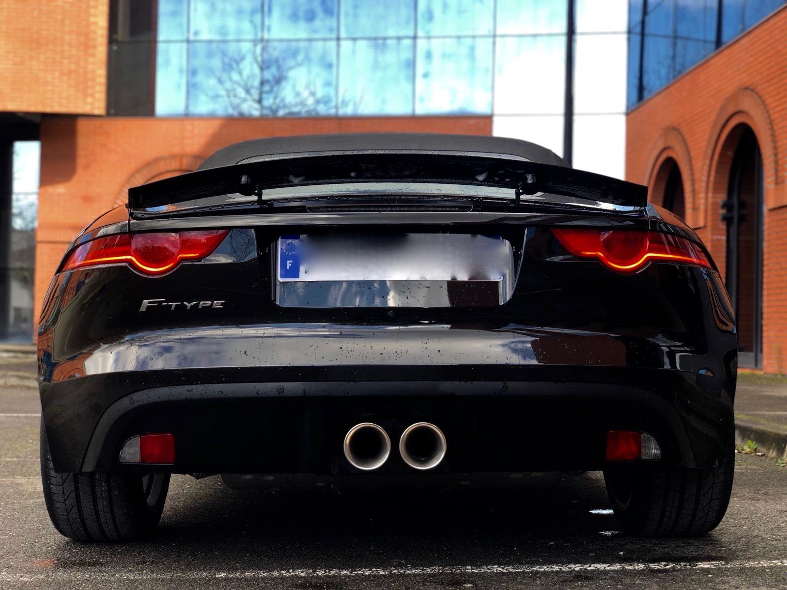 jaguar f type cabriolet  u2013 angele automobiles