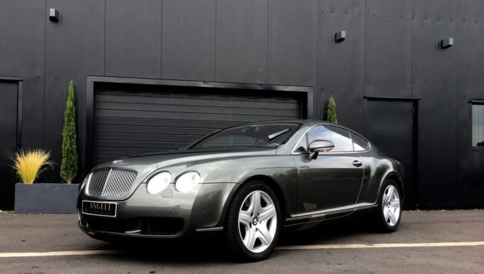 Bentley Toulouse