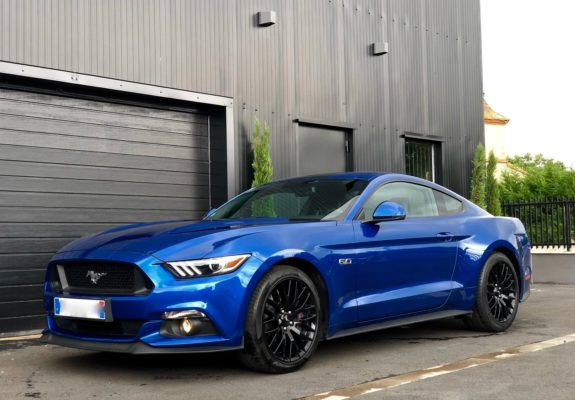 FORD MUSTANG TOULOUSE