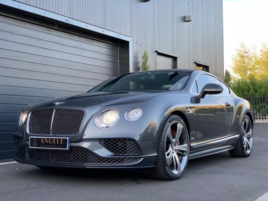 Bentley Continental Toulouse