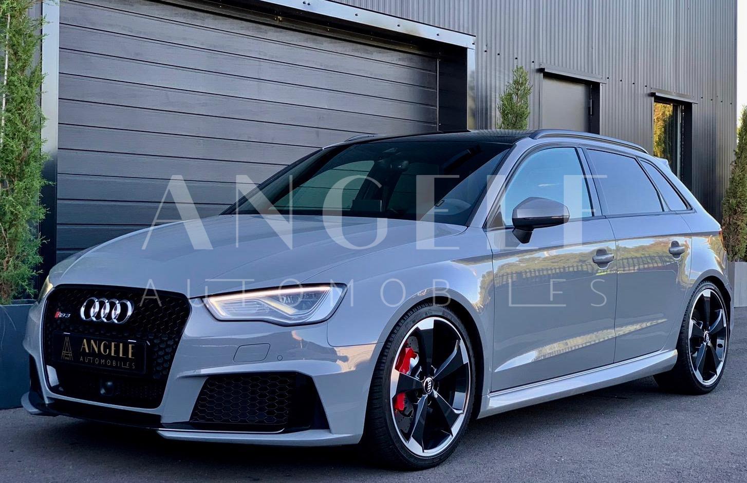 Audi RS3 gris nardo