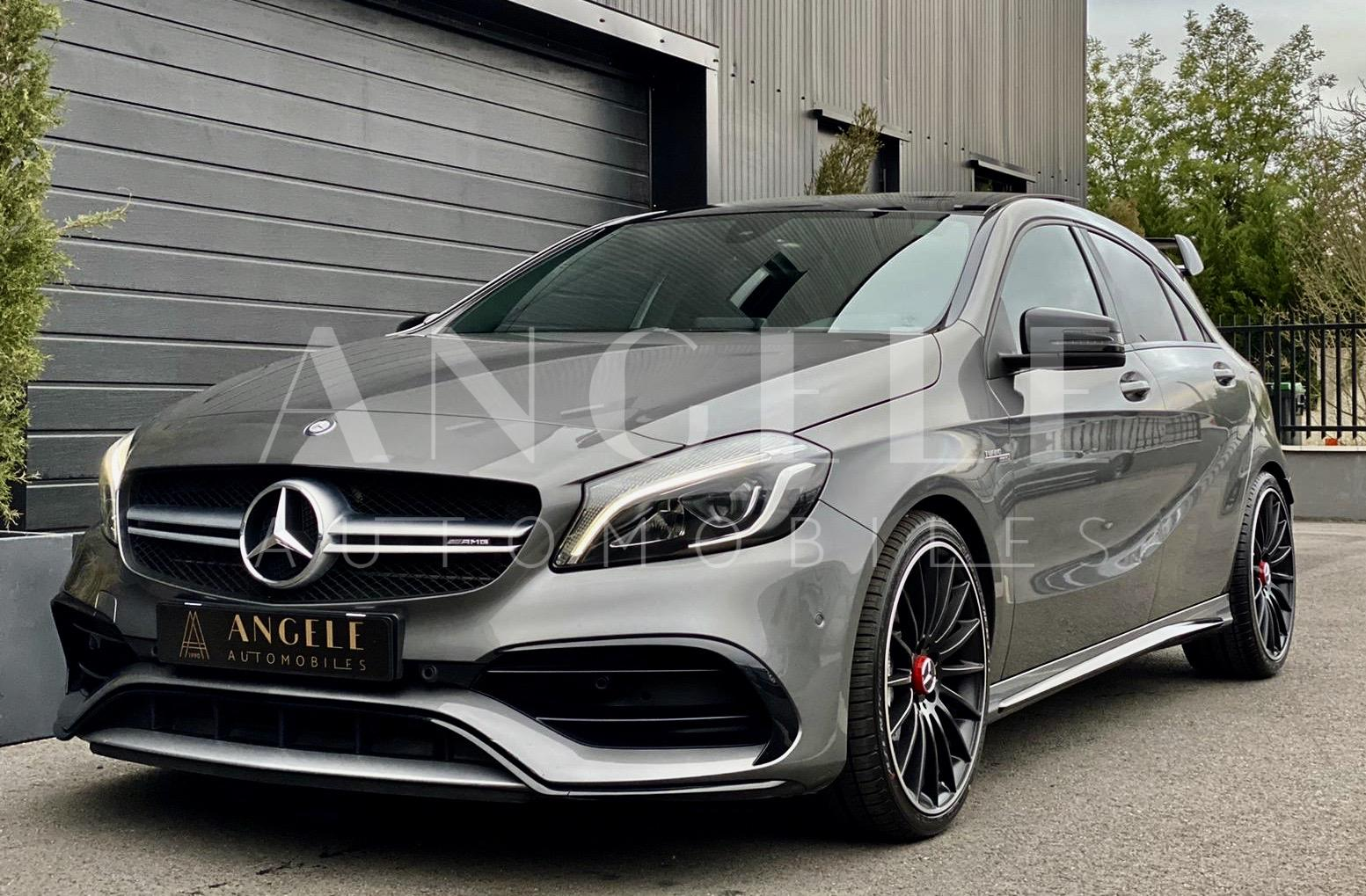 Mercedes A45 AMG Toulouse