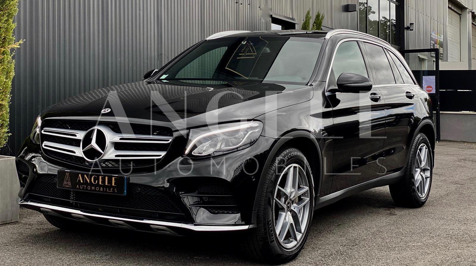 Mercedes Benz GLC Fascination
