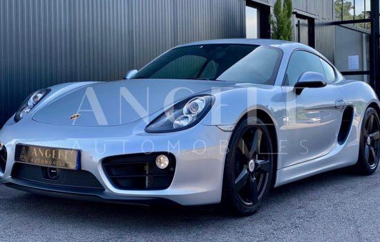 Porsche Cayman Angelé Automobiles