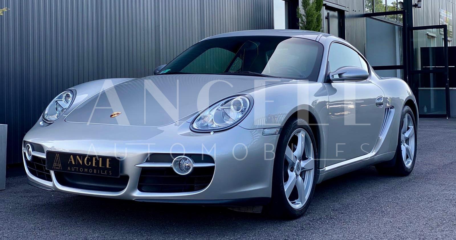 Porsche Cayman 987 Toulouse