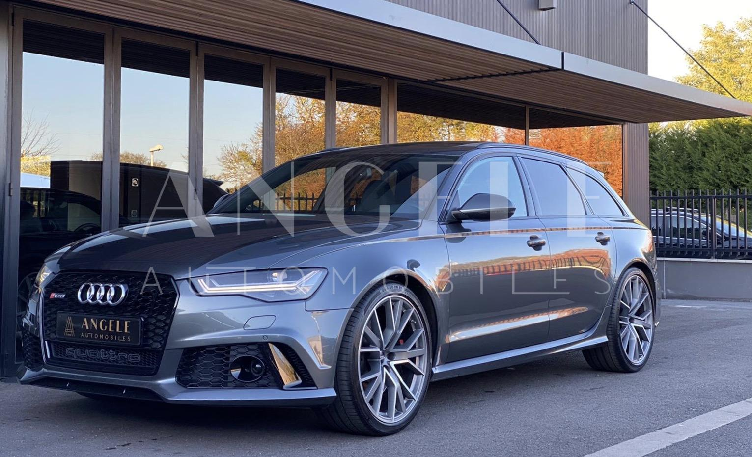 AUDI RS6 TOULOUSE
