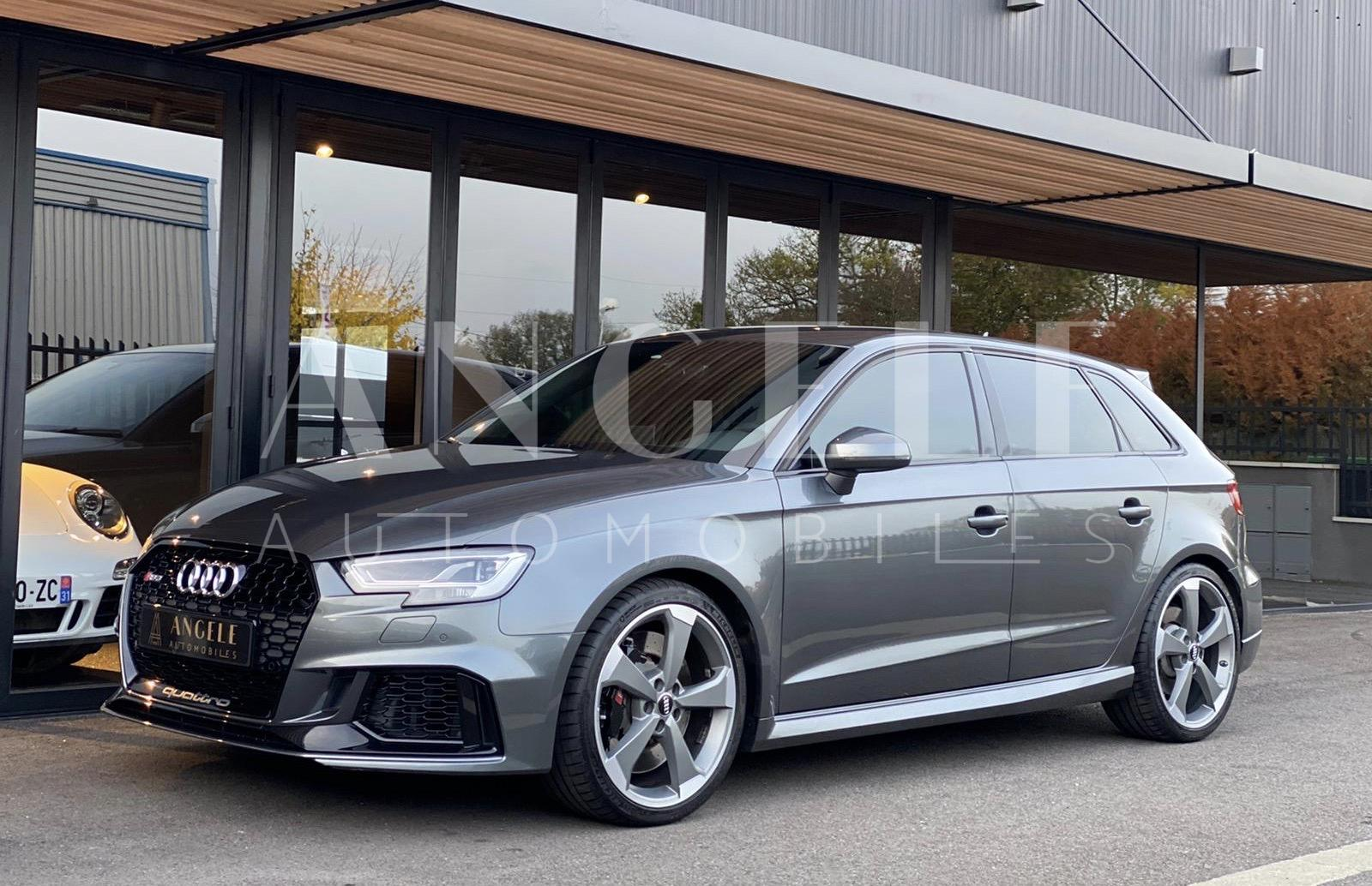 AUDI RS3 Toulouse