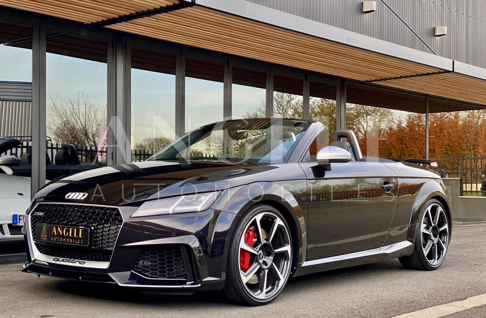 AUDI TT RS ROADSTER TOULOUSE
