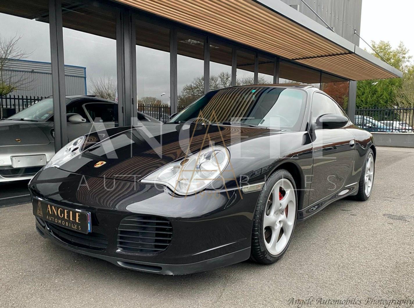 PORSCHE 996 - Angelé Automobiles