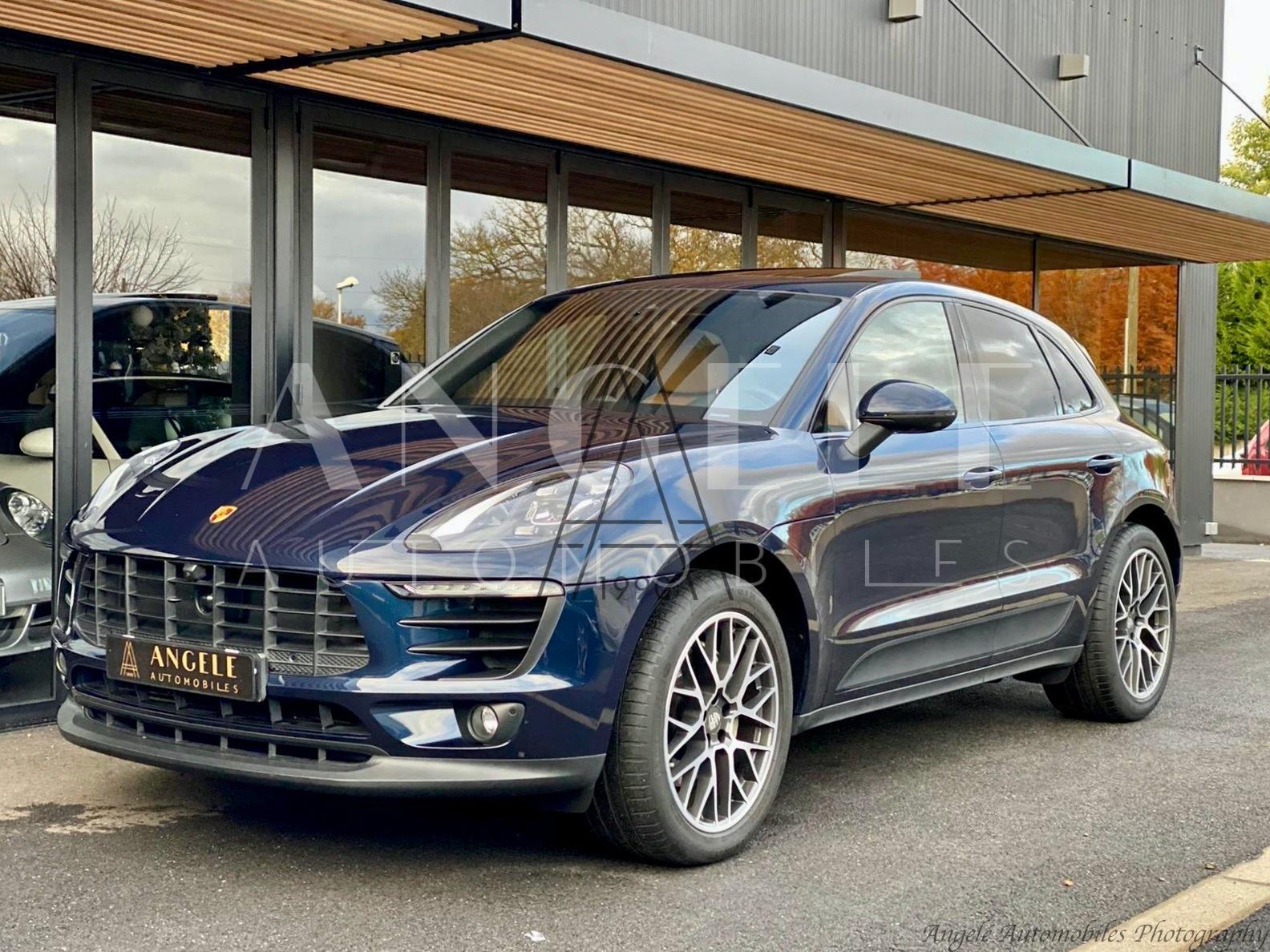 PORSCHE Macan S Diesel - ANGELE AUTOMOBILES