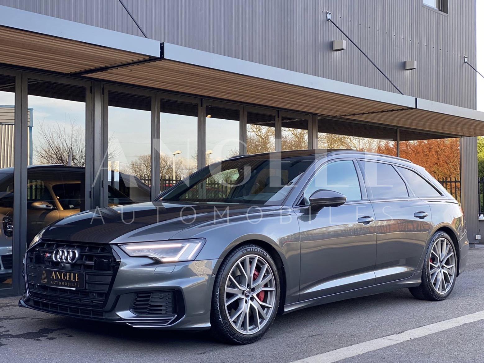 Audi S6 Avant - Angelé Automobiles