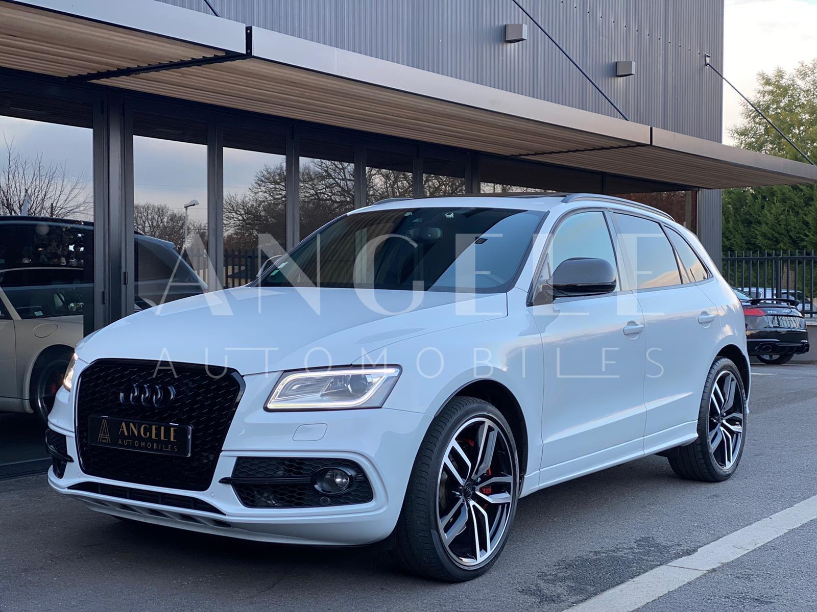 Audi SQ5 - Angelé Automobiles