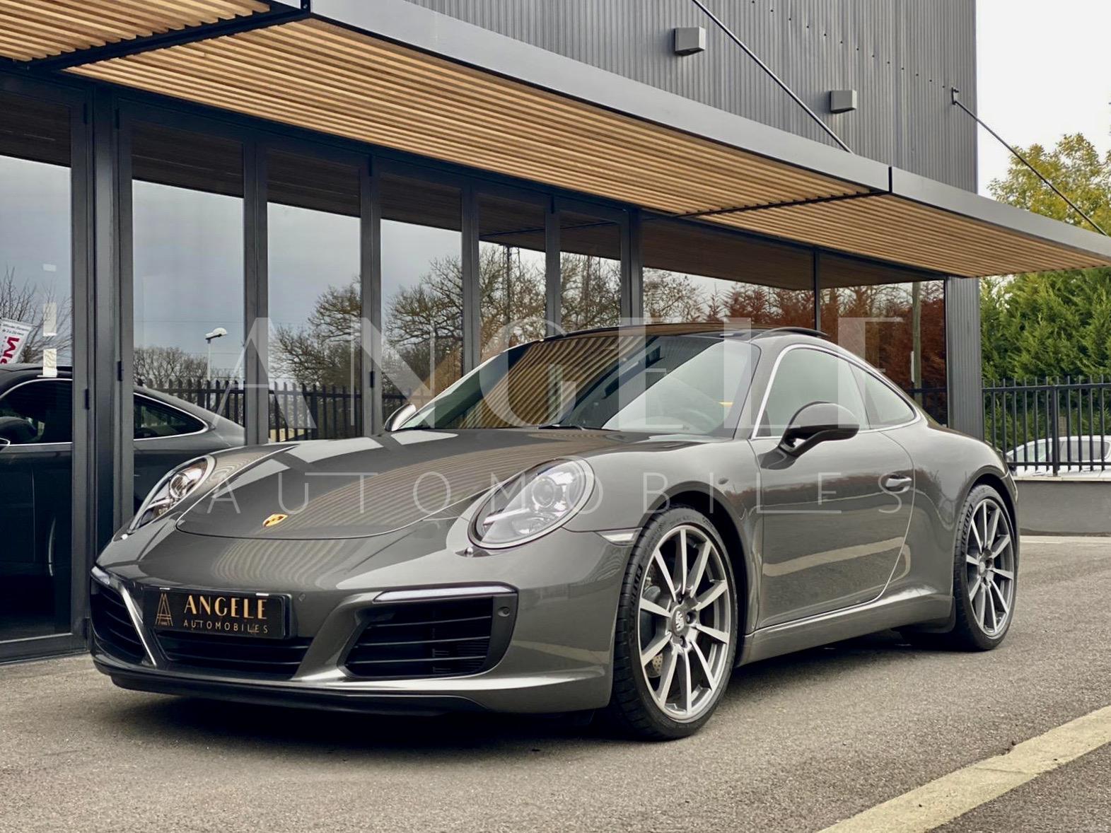 Porsche 911 Carrera - Angelé Automobiles