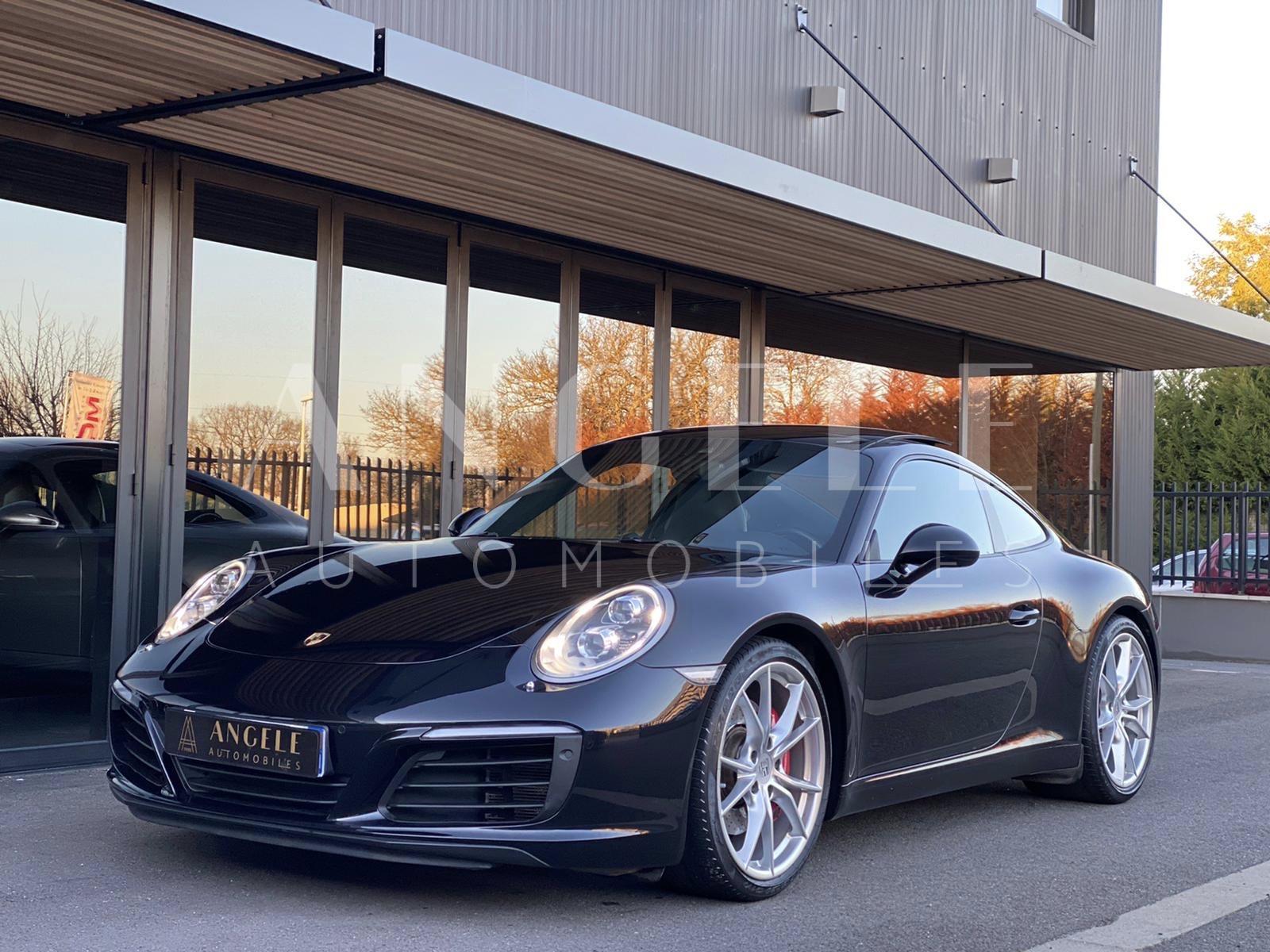 Porsche 911 Carrera S- Angelé Automobiles