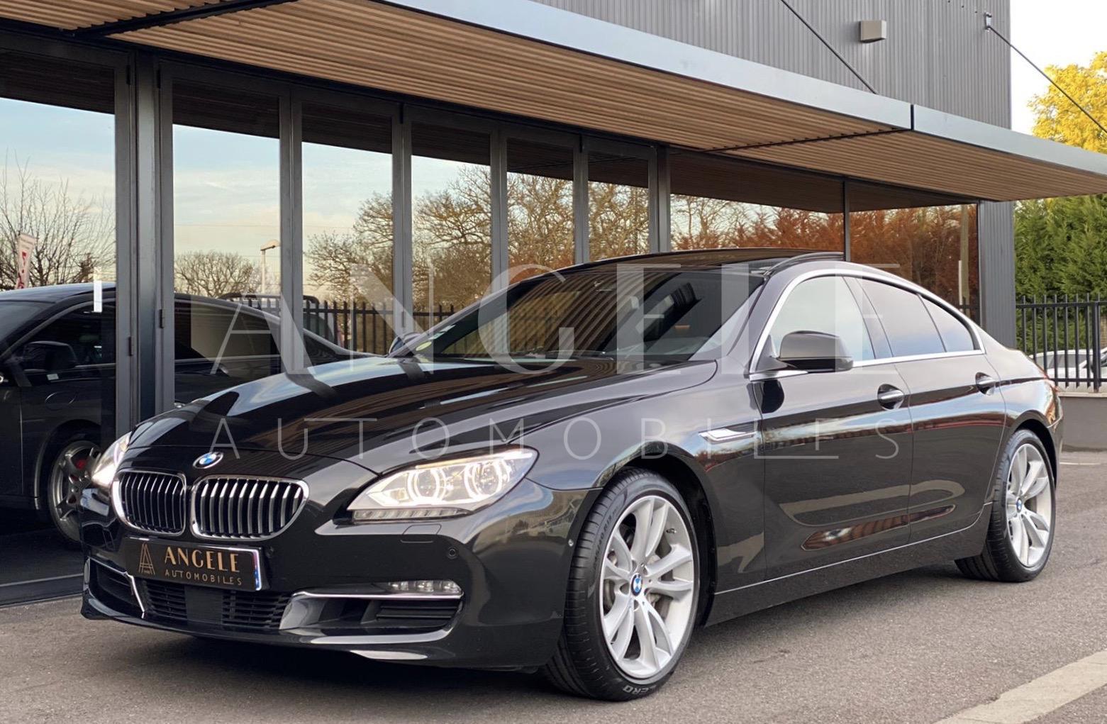 BMW 640D XDRIVE - Angelé Automobiles