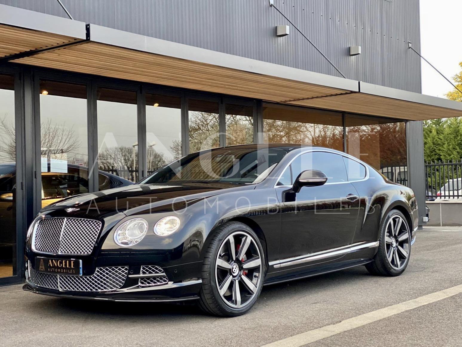 Bentley Continental GT 2 - Angelé Automobiles