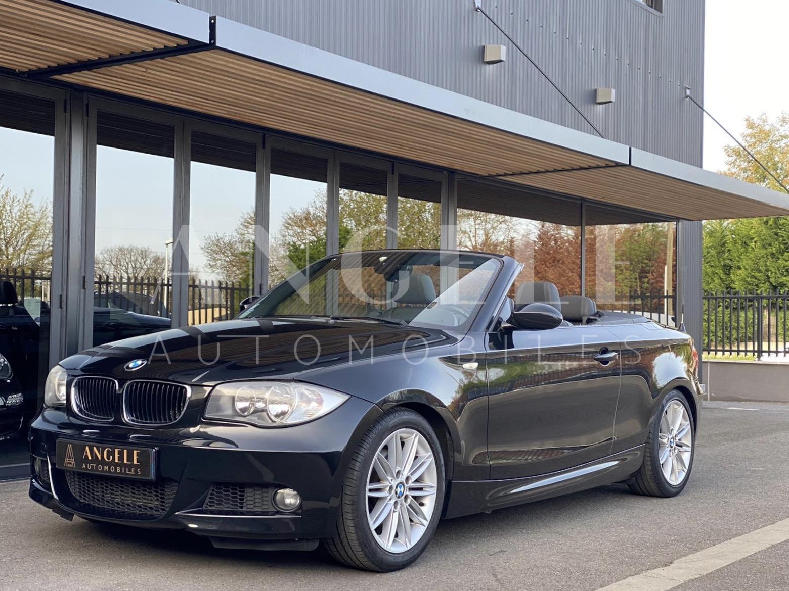 BMW 120 D - Angelé Automobiles