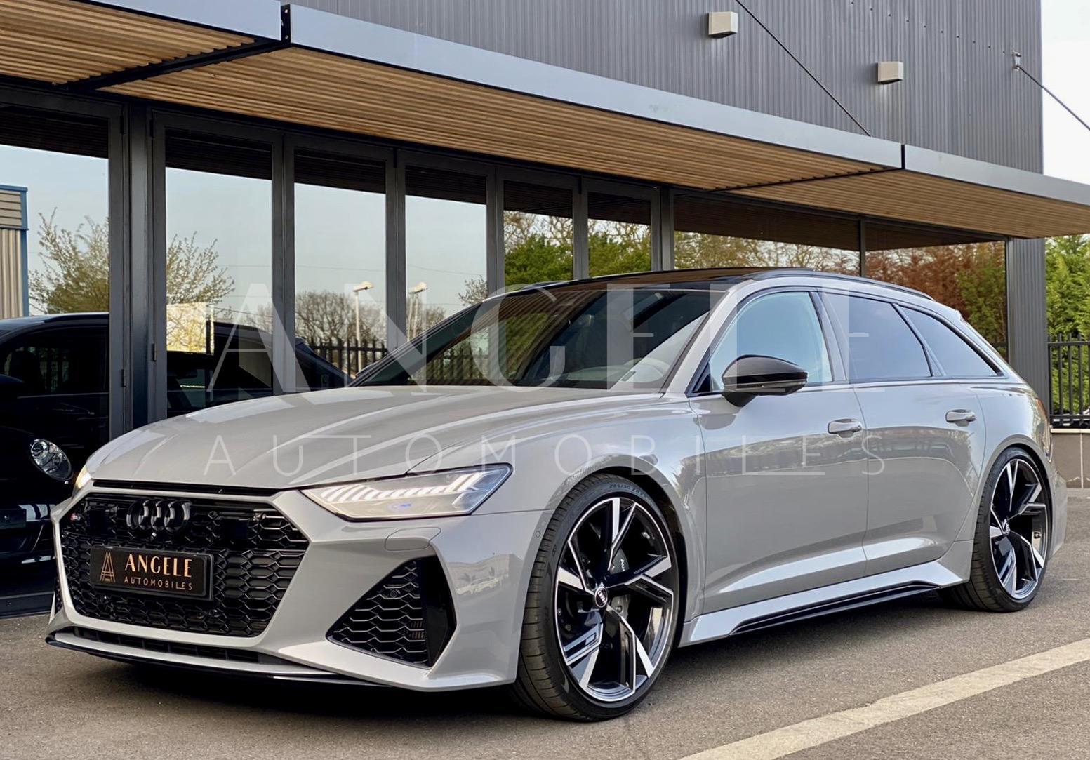AUDI RS6 AVANT - Angele Automobiles TOULOUSE