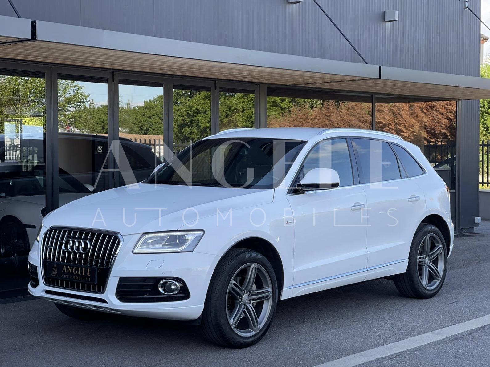 AUDI Q5 S LINE - Angelé Automobiles