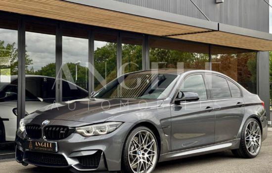 BMW M3 pack competition - Angelé Automobiles