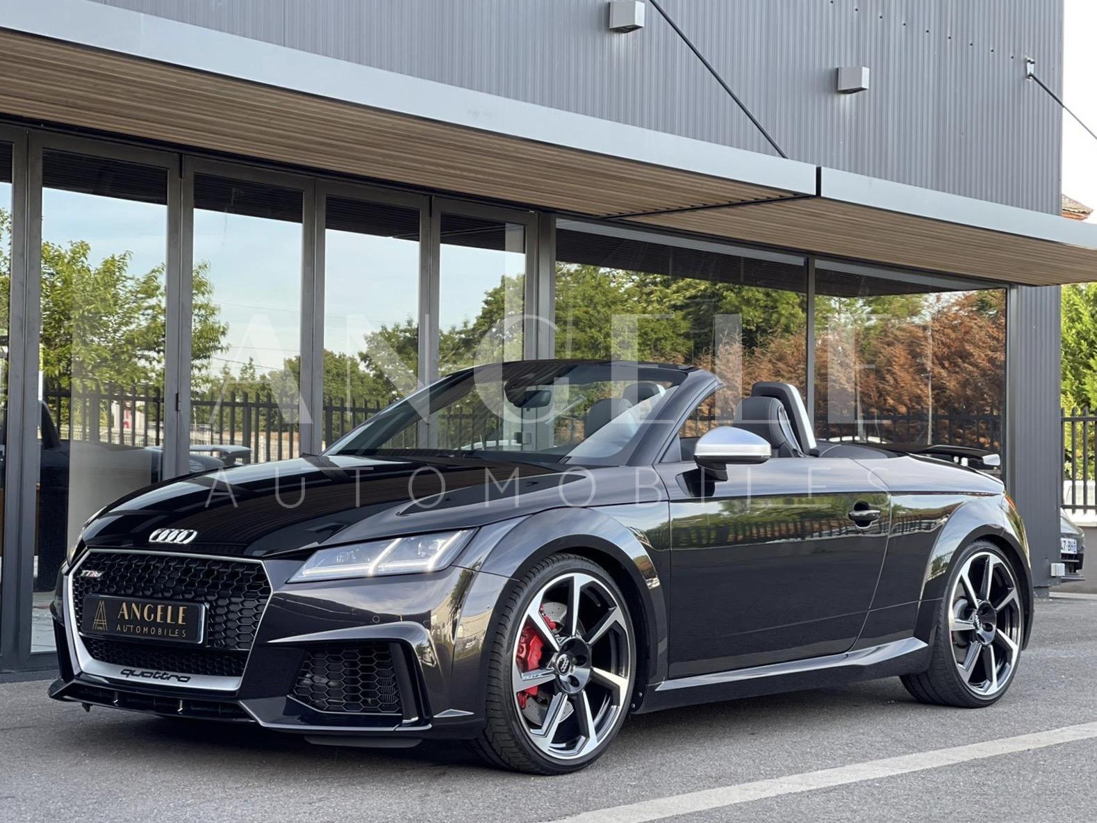 AUDI TT RS ROADSTER - Angelé Automobiles