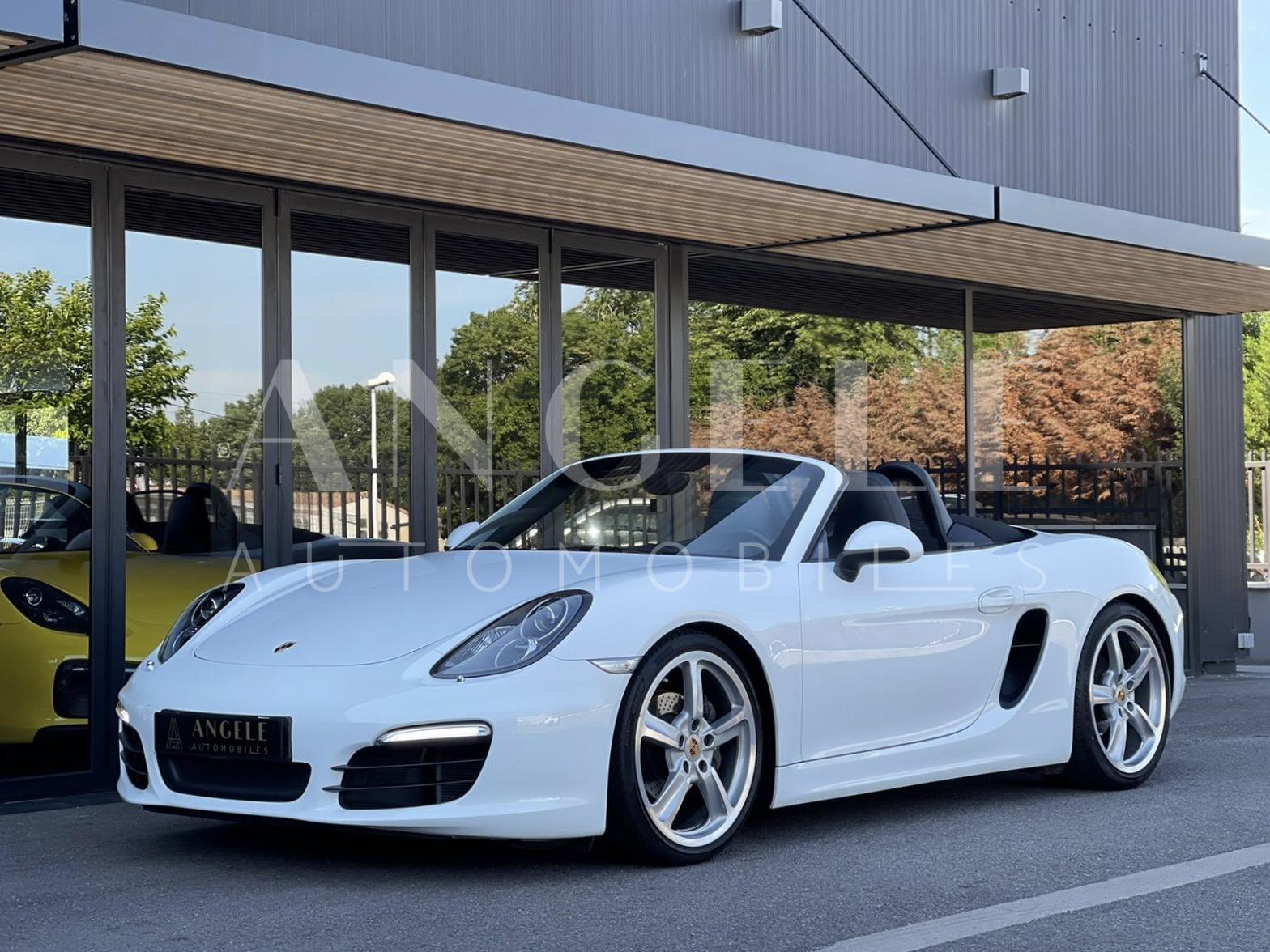 Porsche Boxster - ANGELE AUTOMOBILES