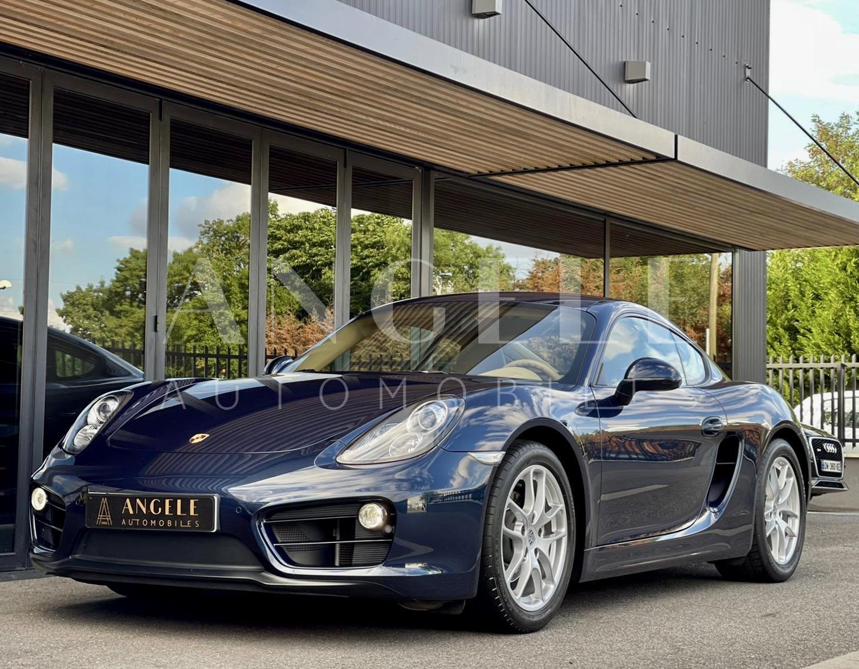 Porsche Cayman - ANGELE AUTOMOBILES