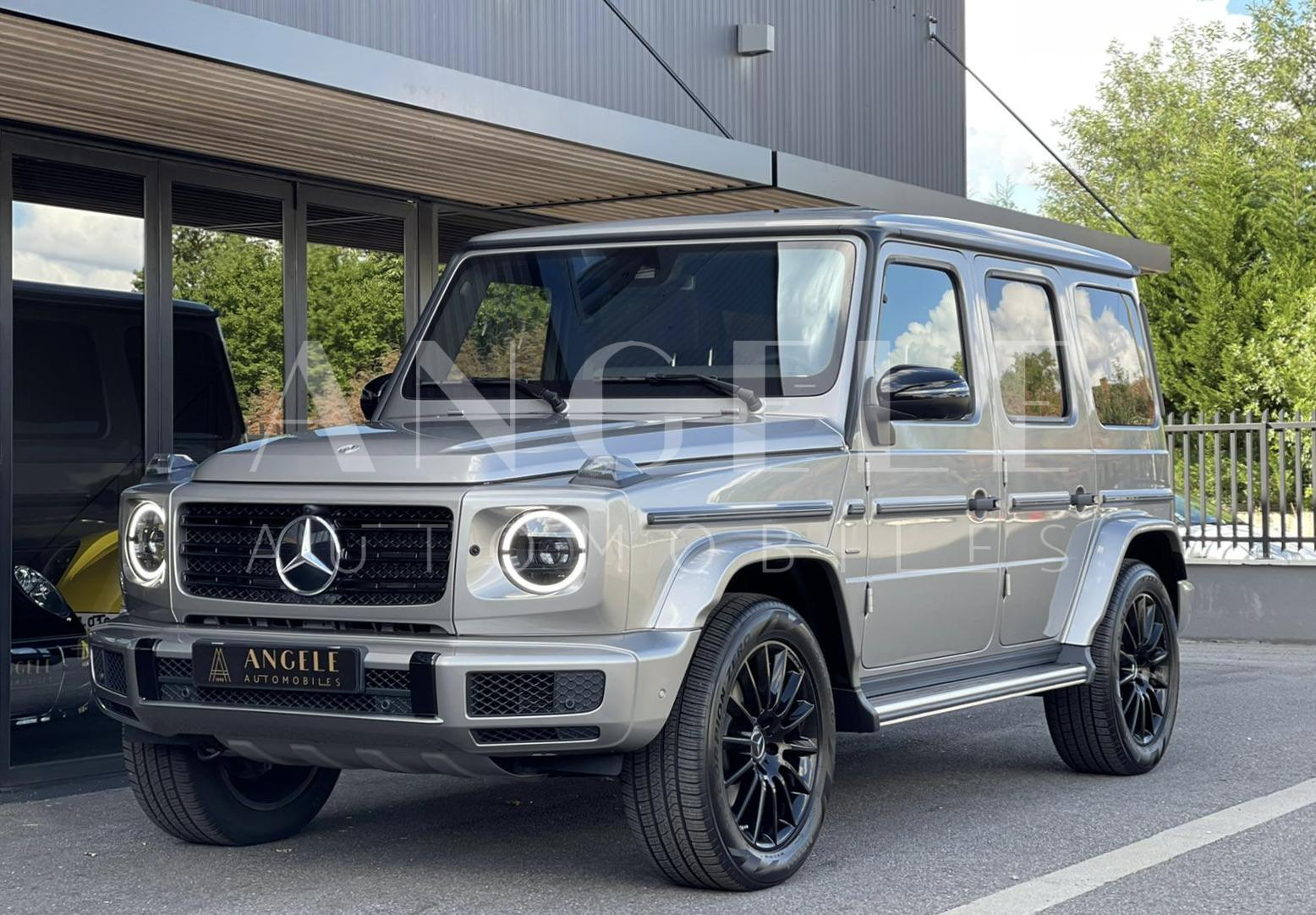 Mercedes G400 d Stronger than time - ANGELE AUTOMOBILES