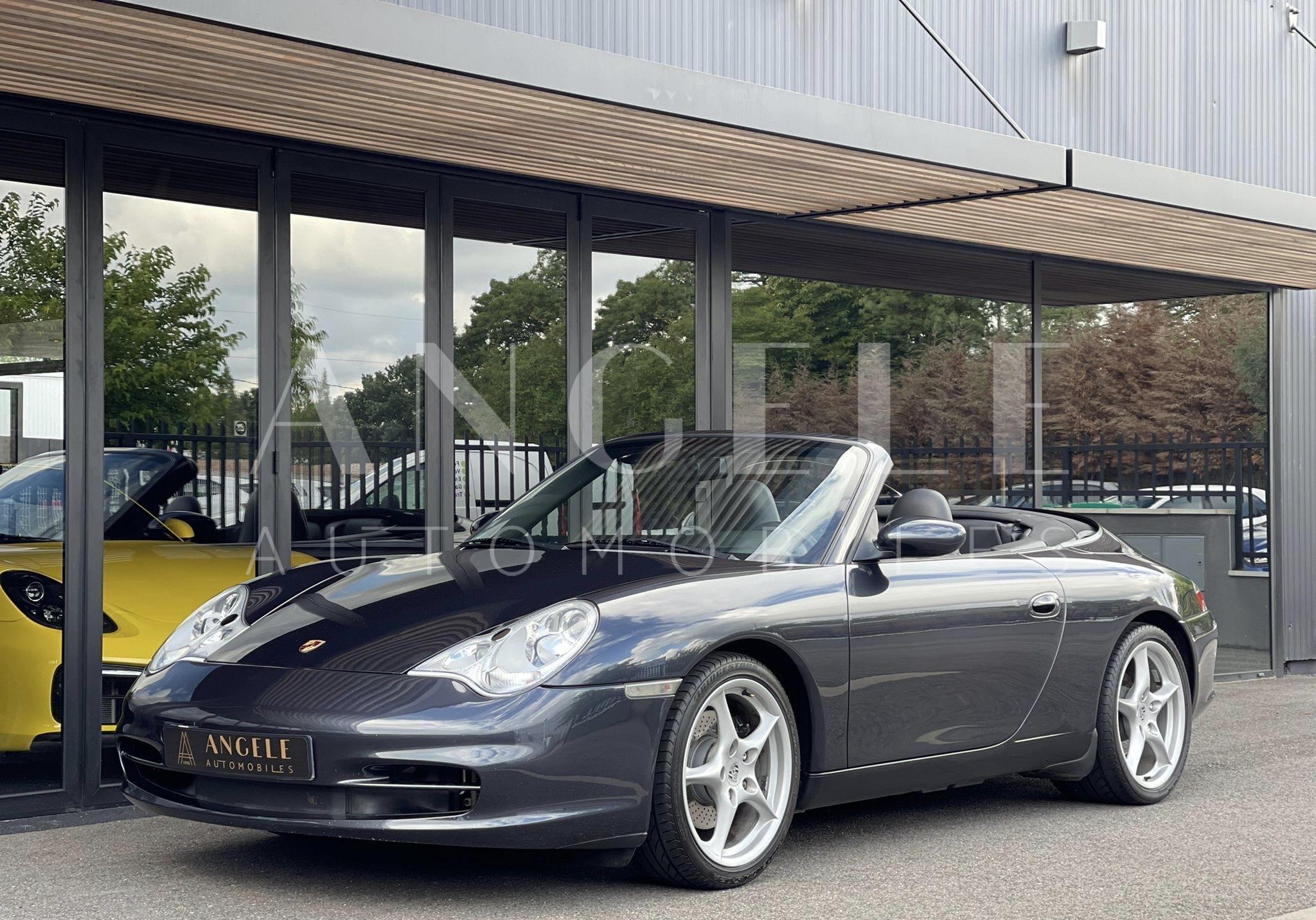 PORSCHE 996 - ANGELE AUTOMOBILES